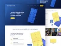 SD Cardholder Website