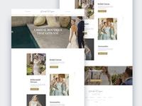 Bridal Empire Website