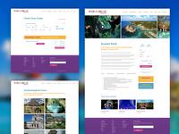 Viva Cancun Tours Responsive Site