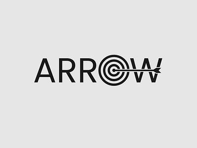 Arrow Logo brand identity design wordmark logo wordmark arrow logo logotype logo designer brand designer brand design