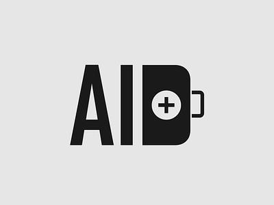 Aid Logo Concept medicine logo aid logo minimalist illustrator vector typography branding logo designing design logo brand designer wordmark logo logo designer
