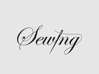 Swing wordmark logo concept swing logo wordmark logo brand designer logo designer logo design design minimalist illustrator logo vector typography branding