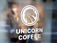 Unicorn Coffee logo