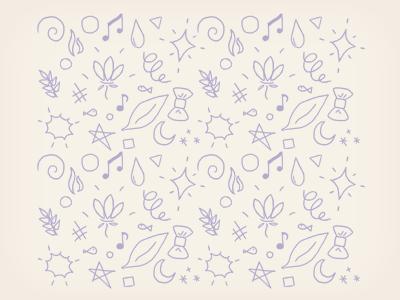 Doodles Pattern