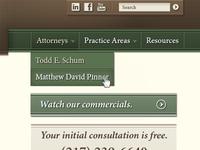 Schum Law Site