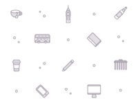DesignLab Brand Icons