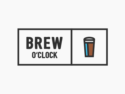 Brew o'clock beer oclock yall time that icons brew beer