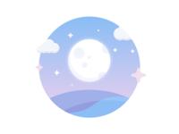 Moonrise Illy