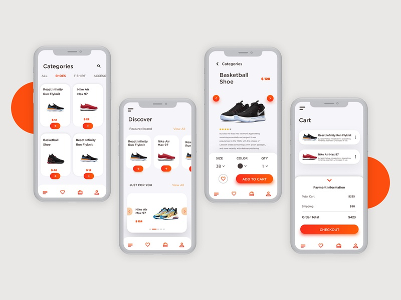 Shoes Shopping App