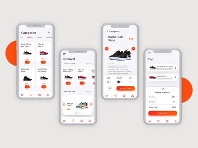 Shoes Shopping App application shoesshopping uidesign shoes shoes app shop shopping illustration mobile uiux ui design ui graphic designer ui designer design app design adobe xd adobexd