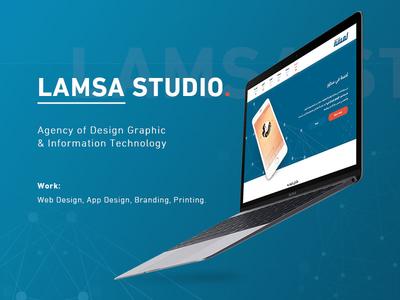 Lamsa Studio | Web Design design studio lamsa webdesign ui