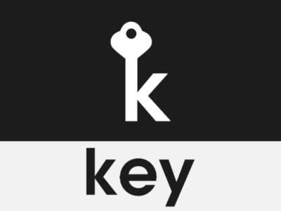 Key Logo logo logo symbol logotype logo mark branding logo designer combined logo lettermark k letter logo design brand identity creative design creative logo key logo key