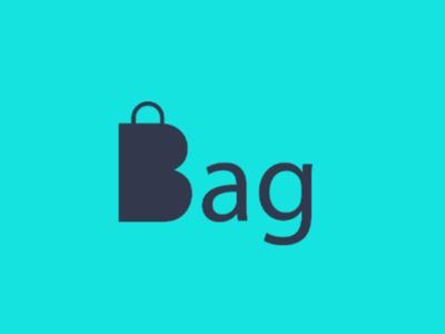 Bag logo inspiration logo new logo mark logo process logo concept logos logo type brand identity creative logo design logo design logo maker logo creator wordmark typographic logo typography branding logo bag