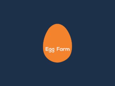 Egg Farm Logo Design logoconcept logopassion logobrand logoinspire logolove logoawesome logoart farm logo logomark logomaker logonew egg logoinspiration logodesigns logoinspirations logo designer logotype logos logo design logo