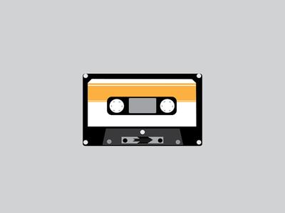 Cassette cassettes vintage cassette design vector adobe illustrator art illustrator cassette