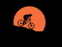 mountain biking mountain biking mountain mountainbike bike adobe illustrator art design vector illustrator