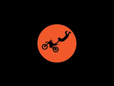 dirt rider dirt bike dirtbike bike adobe illustrator vector illustrator