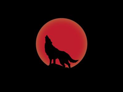 wolf wolf adobe illustrator art design illustrator