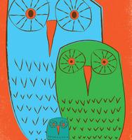 We 3 Owls Good Morning