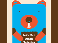 Lunch Bear 1
