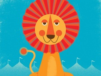 Sun Lion 2013 Calendar