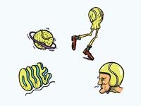 Tennis Fan #2