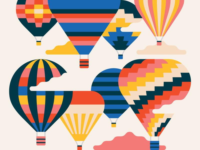 Polaris Music Prize 2020 hot air balloon