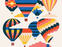 Polaris Music Prize 2020 hot air balloon
