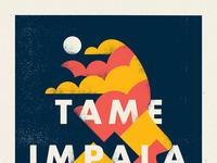 Tameimpala dribbble