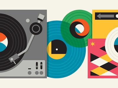 Polaris Music Prize 2015 vinyl records