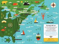 Doublenaut porter map full