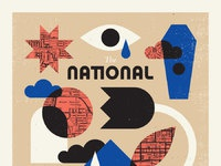 Doublenaut the national poster full