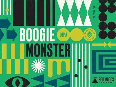 Boogie Monster monster boogie jazz beer
