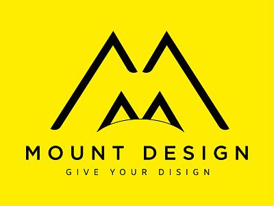 Mount minimalist logo business minimalist logo minimalist logo design branding brand design design logo