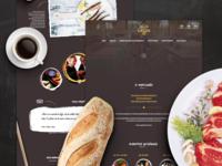 Mercado de Algés - Landing Page
