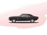 AVI002 - 1967 Chevrolet Camaro RS