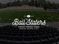 Ball Staters Fantasy League Logo