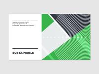 GTW001 - Sustainable (Sermon Series)