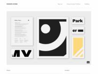 WEB002 - Homepage Mockup
