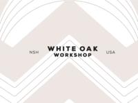 White Oak Workshop Textured Pattern
