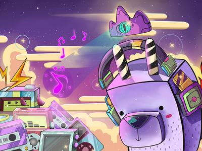 Music on!
