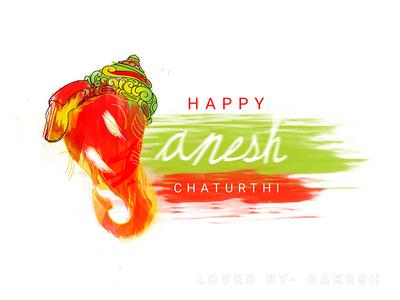 Wish you all happy ganesh chaturthi!