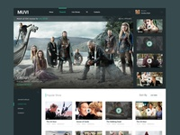 Movies and Tv show Site