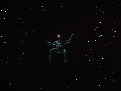 Lost in Space - by MostMagic visual effects vfx 3d animation space 3d artwork redshift motion design houdini design cinema 4d artwork 3d art mostmagic