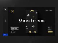 🎲 Questroom Concept