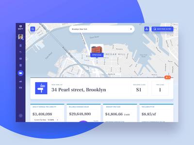 Realty Portfolio Management Dashboard