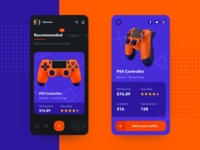 Wishlist App Concept
