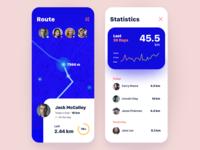 Move it App Concept