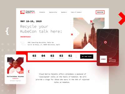 Cloud Native Rejekts 2019 Conference