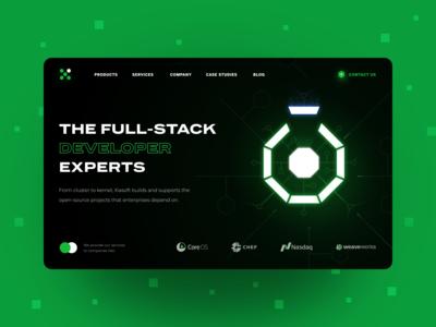 Dev Experts Website